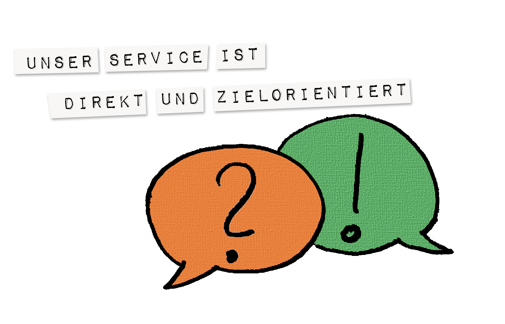 Professional Services — Kundenservice