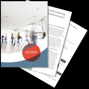 .secure.ACCESS – die Softwarelösung zur Verwaltung von Zutrittssystemen