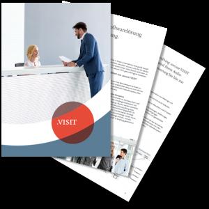 secure.VISIT – die Softwarelösung zur Besucherverwaltung