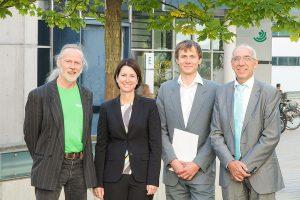 Bachelor-Student der gis GmbH in Trossingen erhält Aesculap-Preis