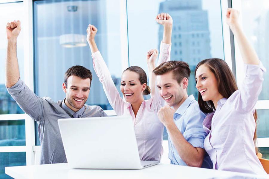 Die webbasierte Zeitwirtschaftssoftware ist ab sofort erhältlich!