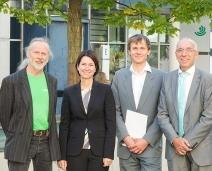 Bachelor-Student der gis in Trossingen erhält Aesculap-Preis