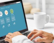secure.WTime for Web – Die Zeitwirtschaftssoftware mit Köpfchen!